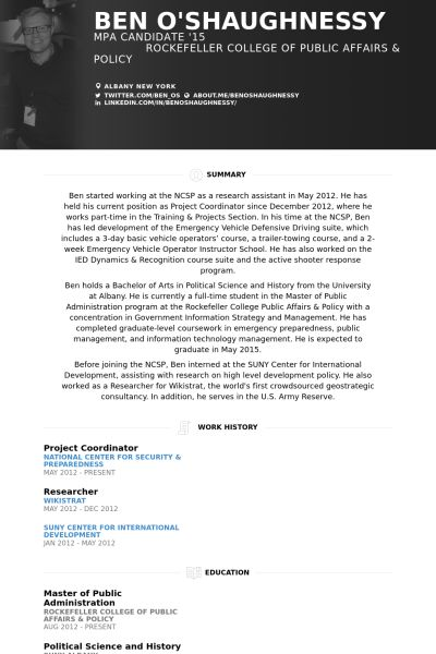 Sample Resume Project Coordinator Download Project Coordinator