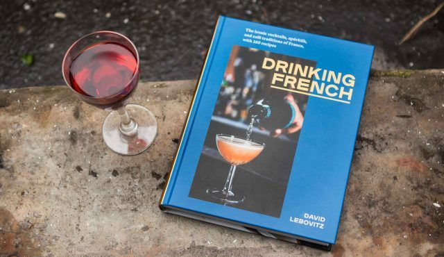 Drinking French: Paris Book Launch at WHSmith