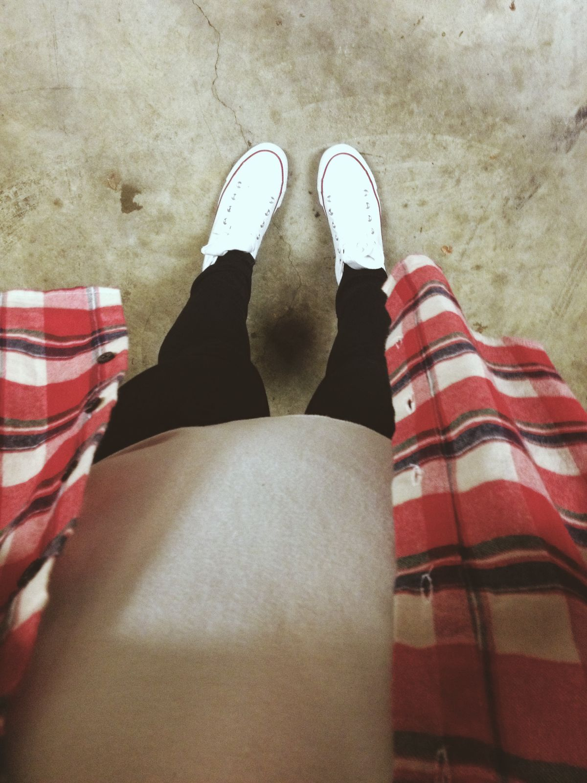 1000 Ideas About White Converse Outfits On Pinterest