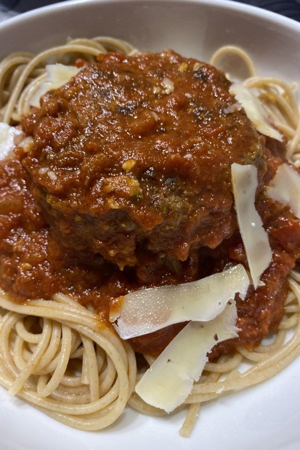 """Yippee-Ki-Yay"" Mother Heifer Meatballs Recipe"
