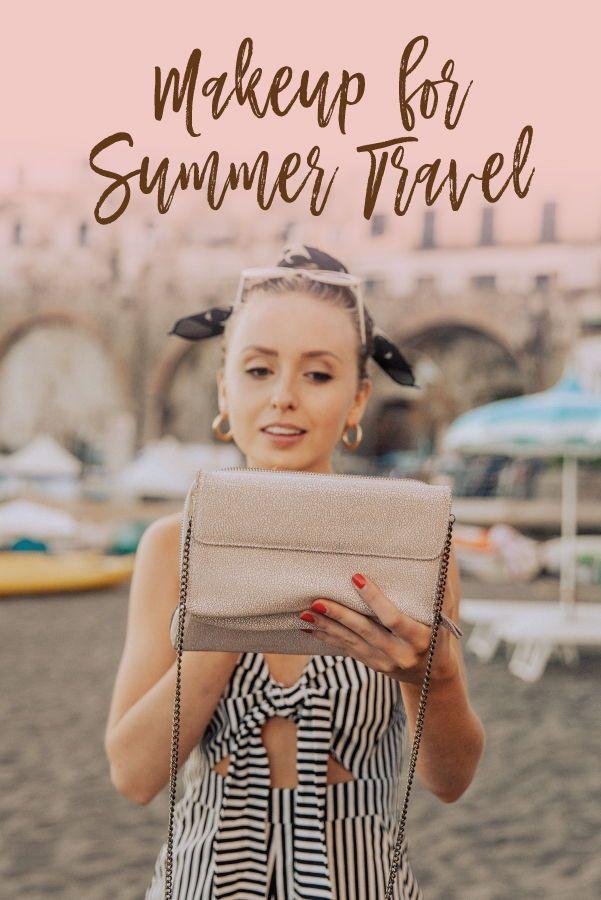 Makeup for Summer Travel