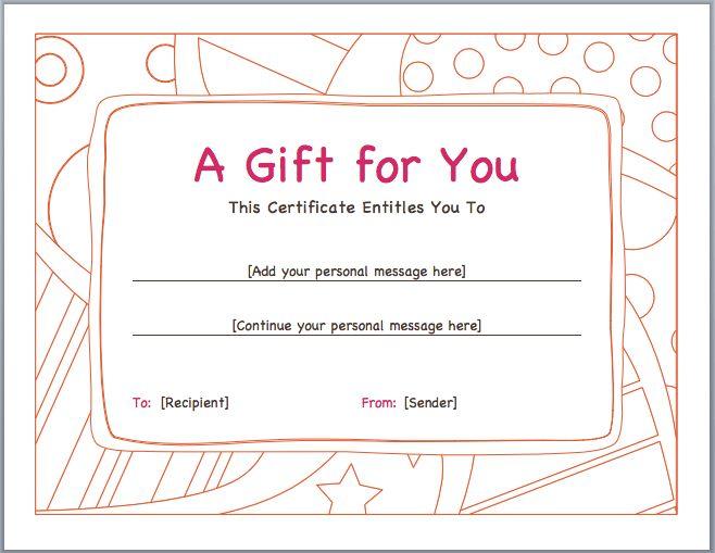 Template For Vouchers Blank Voucher Template Voucher Templates - blank vouchers template