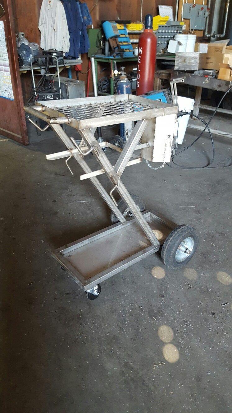Stainless steel mig welder cart mig welder cart mig