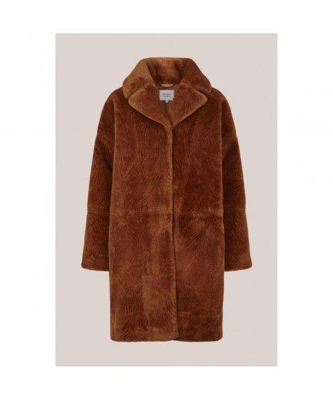 Second Female Faux Fur Myra Winter Coat | Atterley