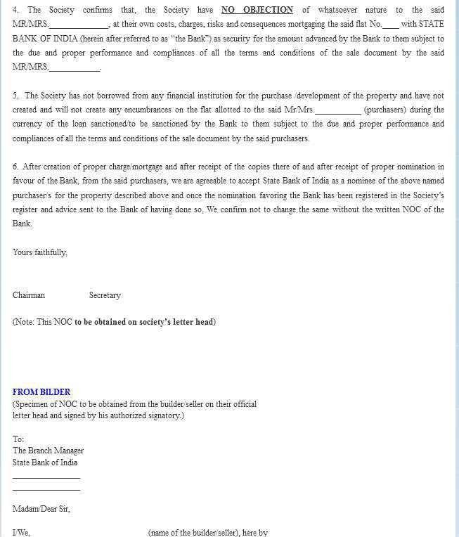 Noc letter resume templateasprovider sample no objection letter certificate noc1 college graduate noc letter spiritdancerdesigns Choice Image