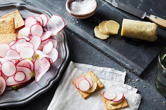Alex Raij's Radishes with Vanilla Butter & Salt, 2 Ways Recipe on Food52