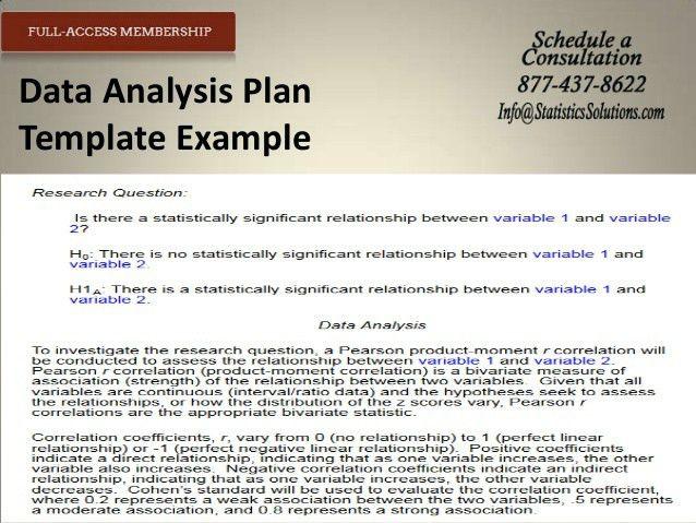 Data Analysis Example Sample Data Analysis 9 Examples In Pdf Word - data analysis template