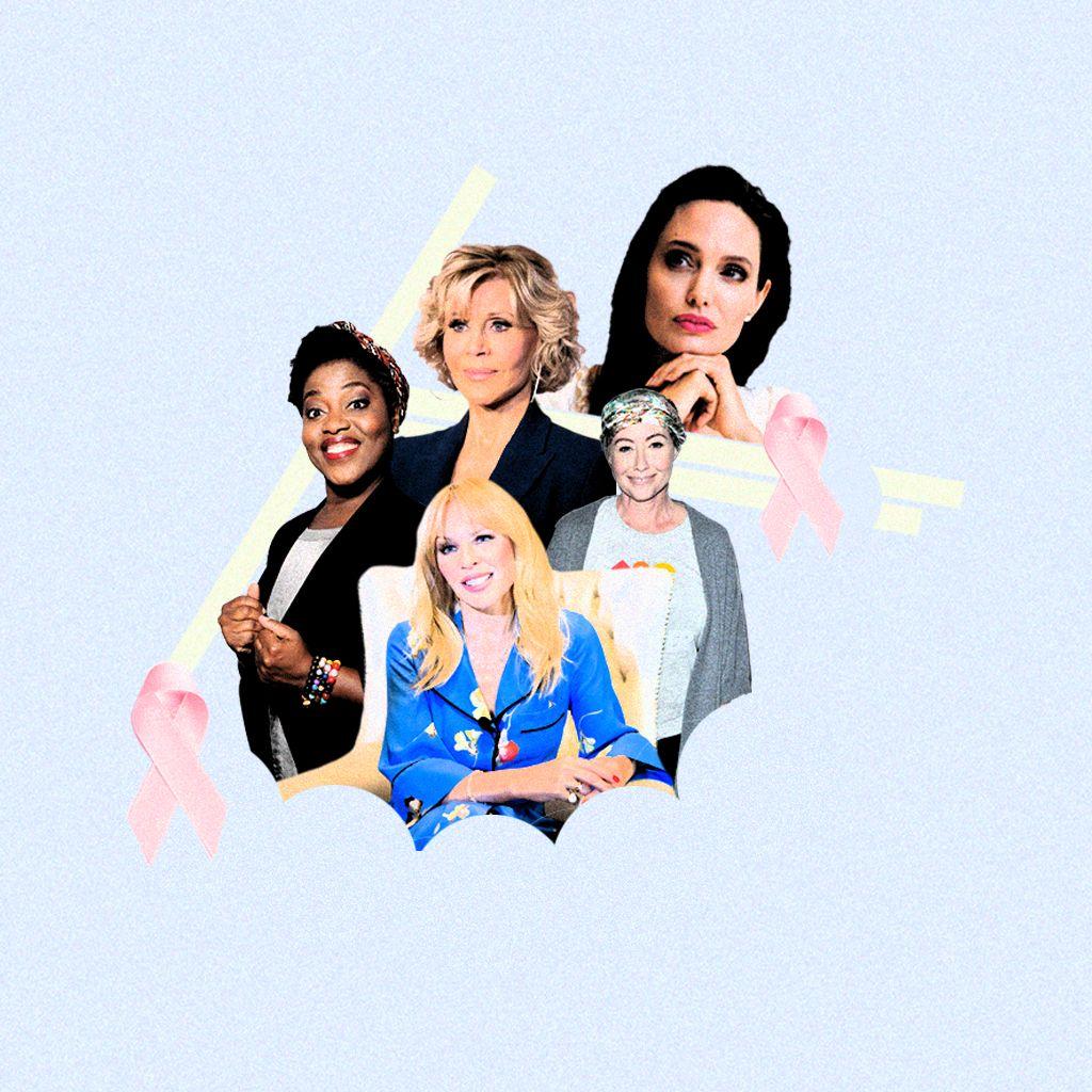 Ces stars qui ont eu un cancer du sein et en parlent sans tabou - Elle