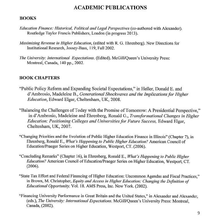 Higher Education Resume Sample Top 8 Educational Consultant - higher education resume
