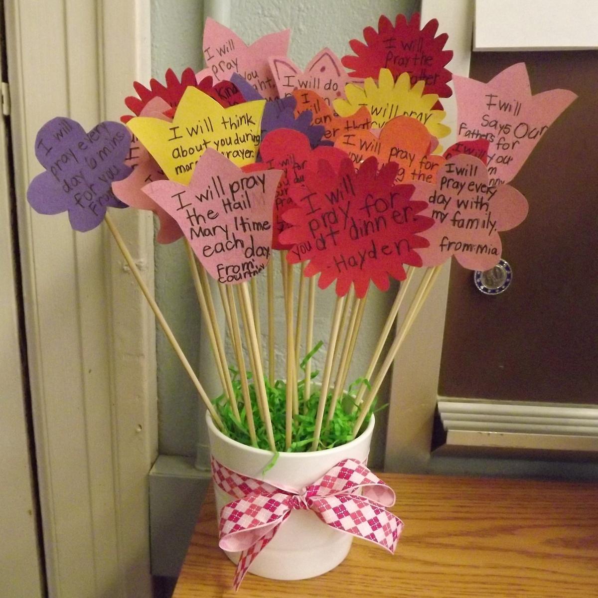 Spiritual Gifts Craft Ideas