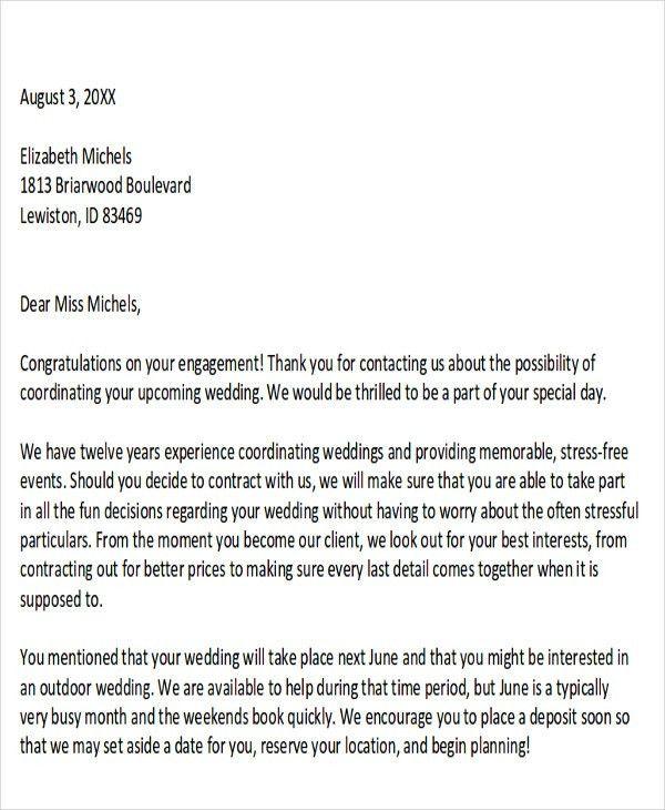 Event Proposal Sample Letter Sample Event Proposal Letter 7 - event proposal letter