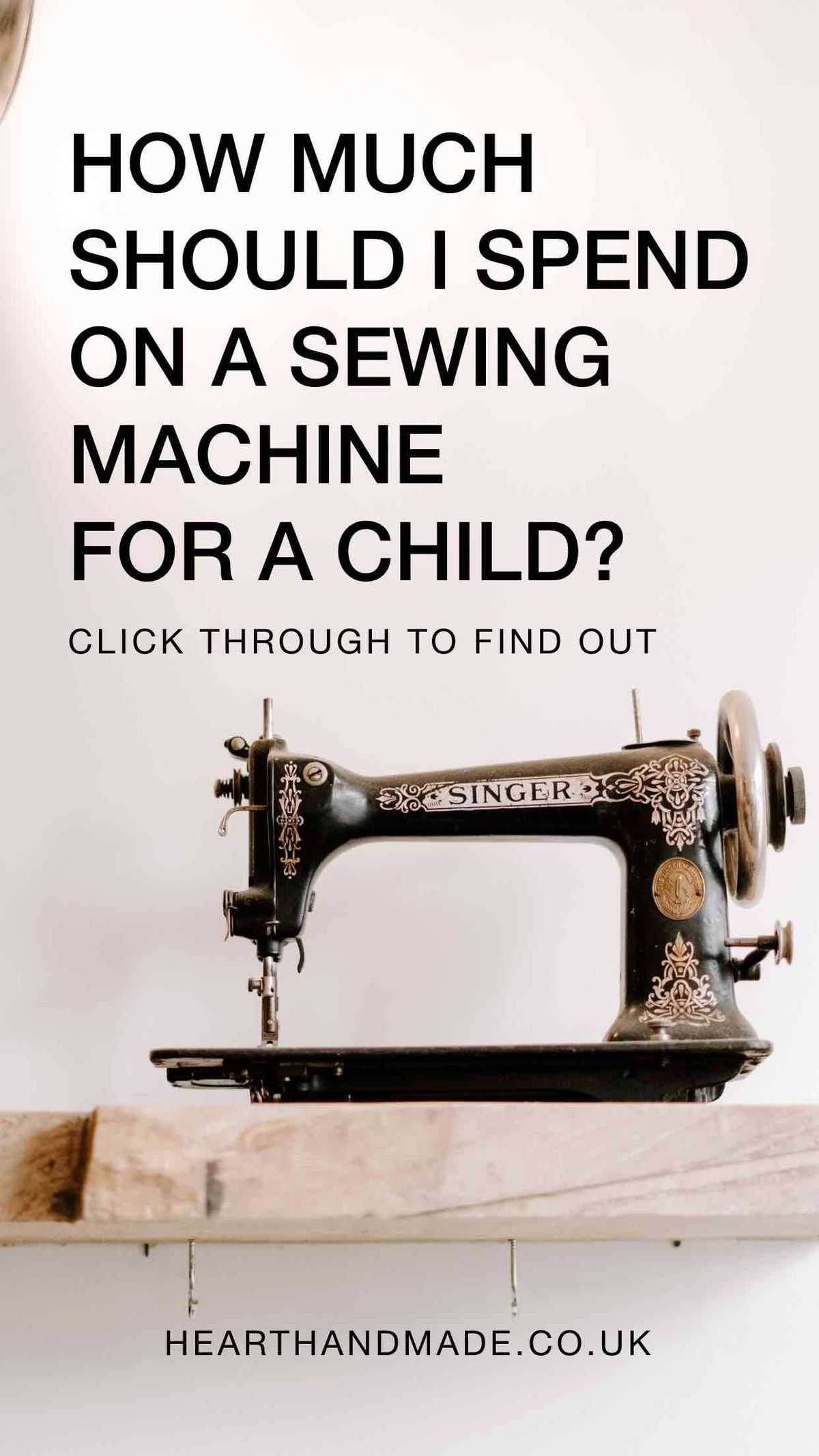 All The Child-Friendly Sewing Machine Info You Need To Know