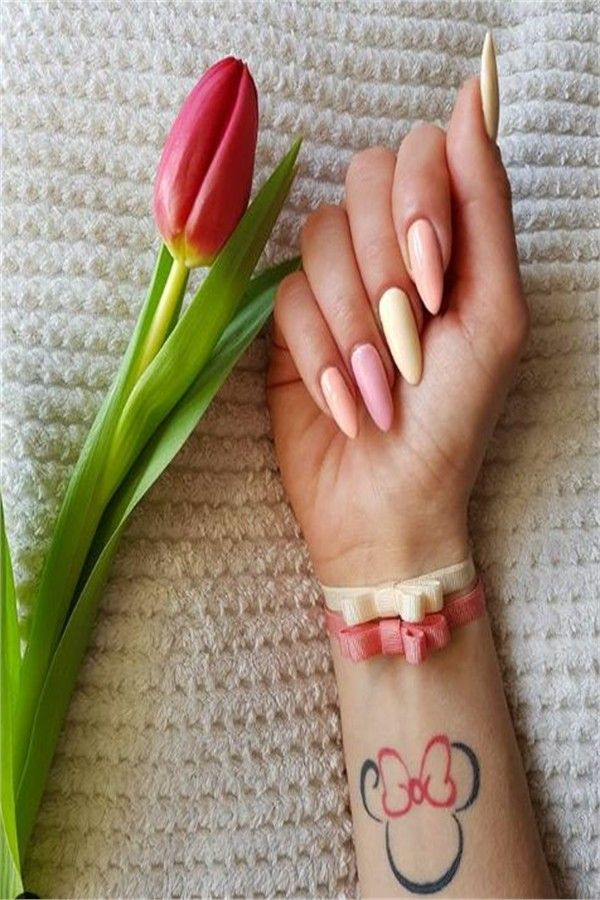 30+ Stunning Long Nail Art Designs Ideas 2019 – Fashonails