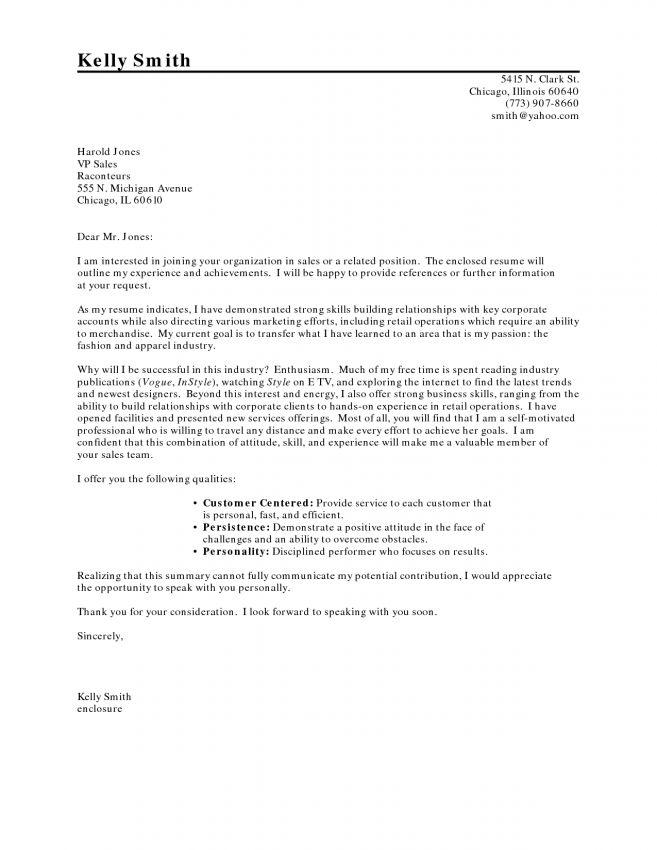 Sample Cover Letter For Career Change Position Career Change - career change cover letter