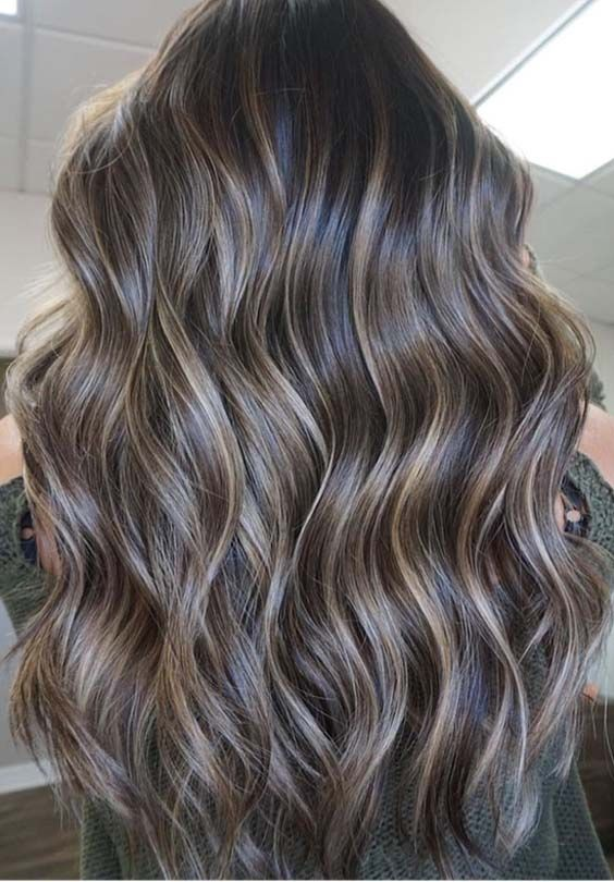 Fantastic ideas of balayage ombre hair highlights for women to make them look awesome in 2018.