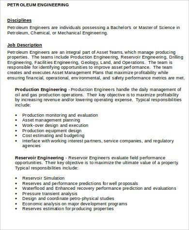 Experience  Production Engineering Job Production Engineering Jobs