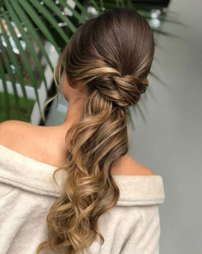 46 Hairstyle Ideas are Simple and Ready to Start Your Day #Women # #Hairstyleideas