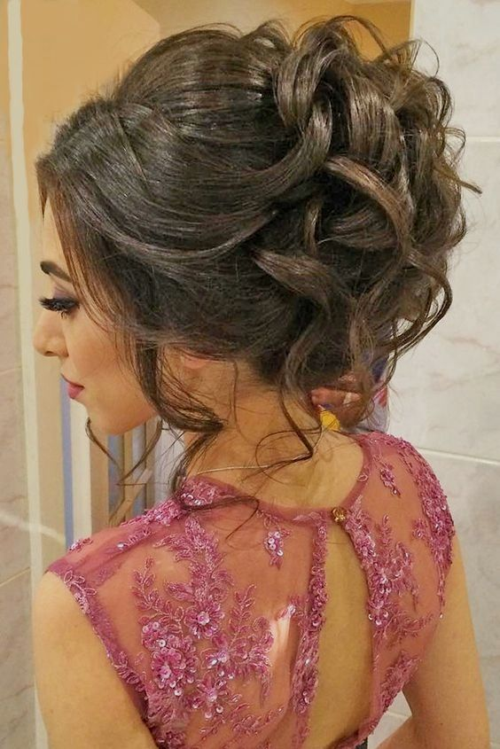 Bridesmaids Hairstyles With Braids Ideas