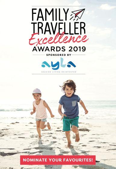 Family Traveller Excellence Awards 2019