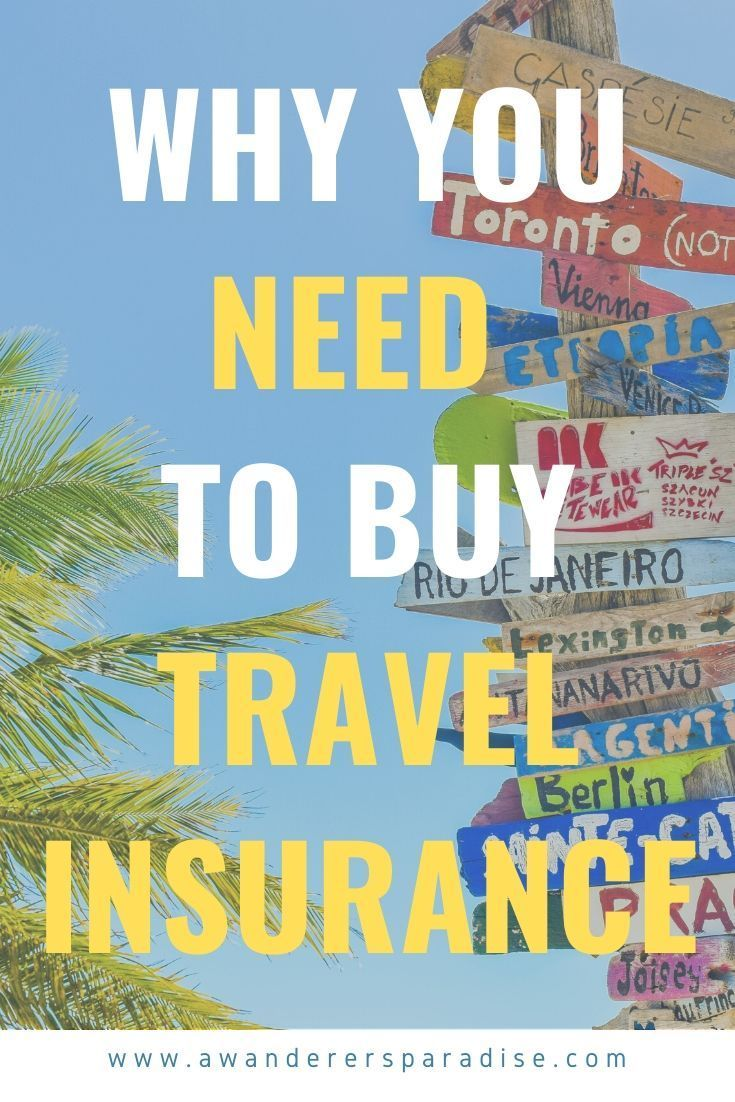 What Is Travel Insurance and Why You Need It - A Wanderers Paradise