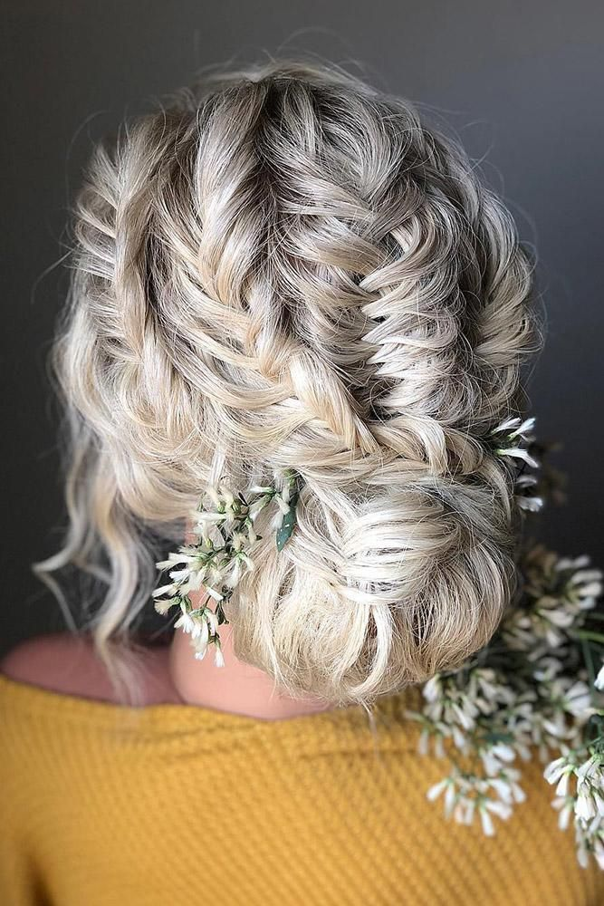 "Gorgeous wedding hair style, braids, flowers, dandelions, daisy, daisies, blonde hair, yellow sweater<p><a href=""http://www.homeinteriordesign.org/2018/02/short-guide-to-interior-decoration.html"">Short guide to interior decoration</a></p>"