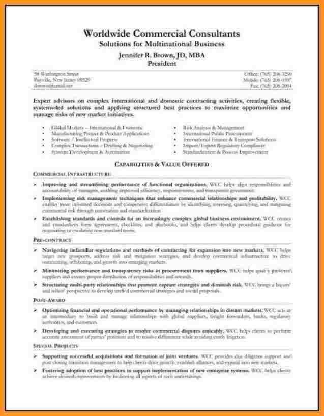Professional Summary Examples For Resumes 4 Choose Create My