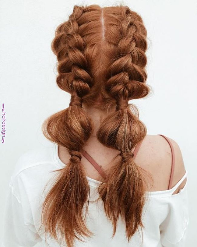 20+ Fun Ideas to Style Your Bubble Braids With some creativity, you can style the basic bubble braid into an eye-catching hairstyle. Here are ideas to make your bubble braid unique and attractive.