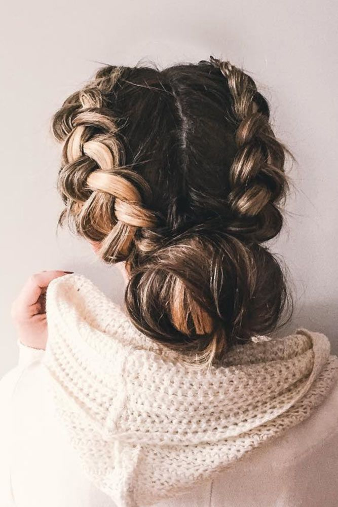 Are you interested in the new formal hairstyles for medium hair trends? Then check out our photo gallery and find the most complimenting styles. #FashionTrendsHair