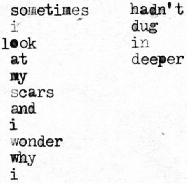 Depression Cutting Quotes: 1000+ Ideas About Cutting Scars Tattoo On Pinterest