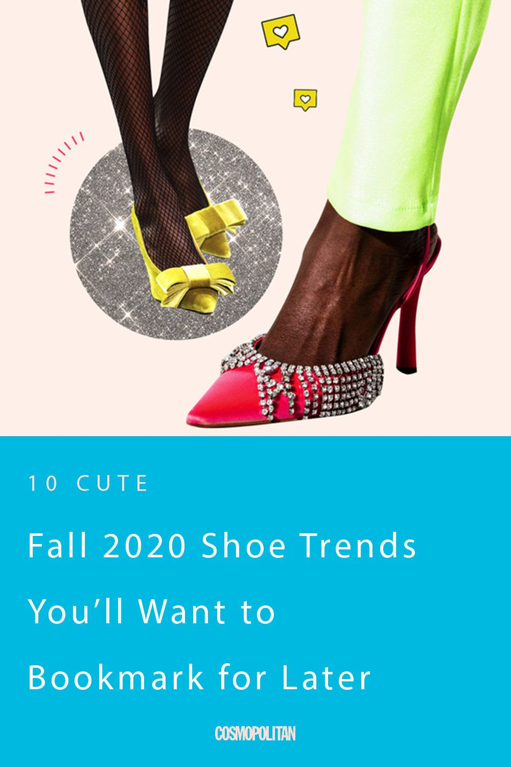 10 Cute Fall 2020 Shoe Trends You'll Want to Bookmark for Later