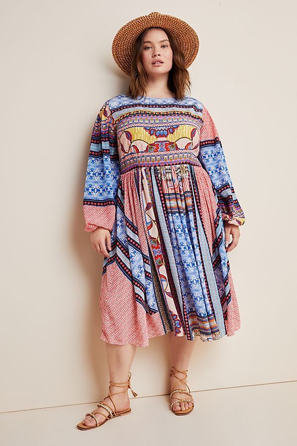 Marcelina Midi Dress