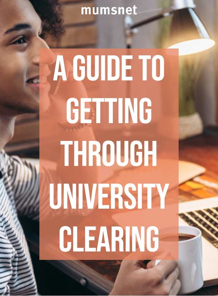 A guide to getting through university clearing
