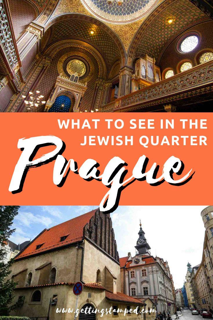 Top Sights in Prague's Jewish Quarter | Getting Stamped