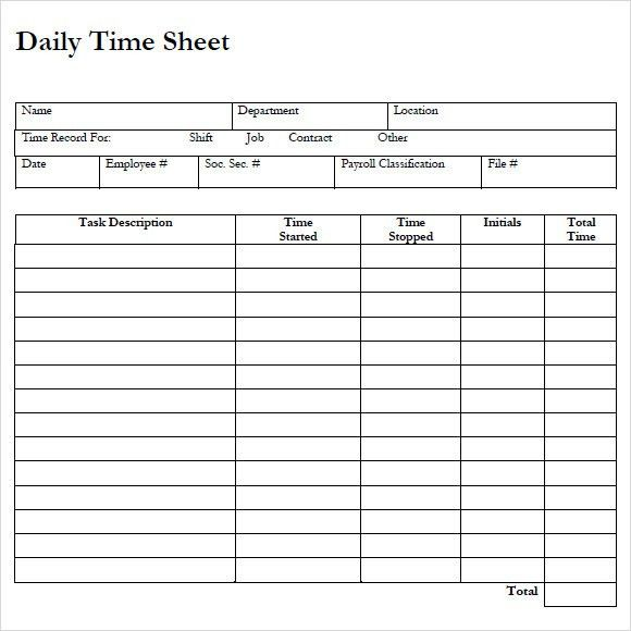 ... Free Printable Payroll Forms Payroll Template Free Employee   Employee  Payroll Template ...  Free Printable Payroll Forms