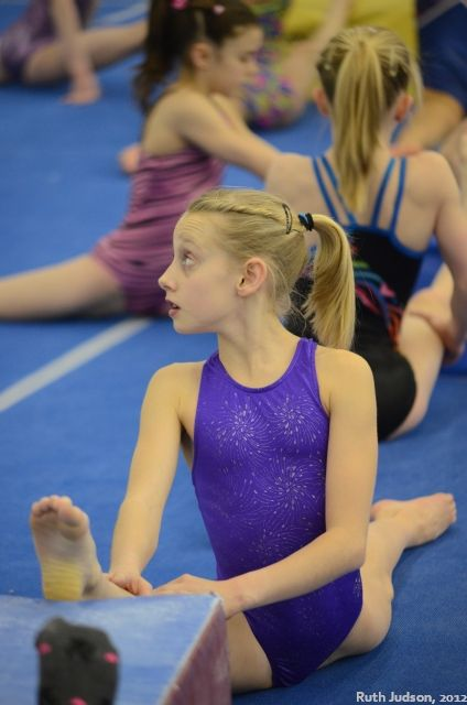 Oops gymnast Gymnast McKayla