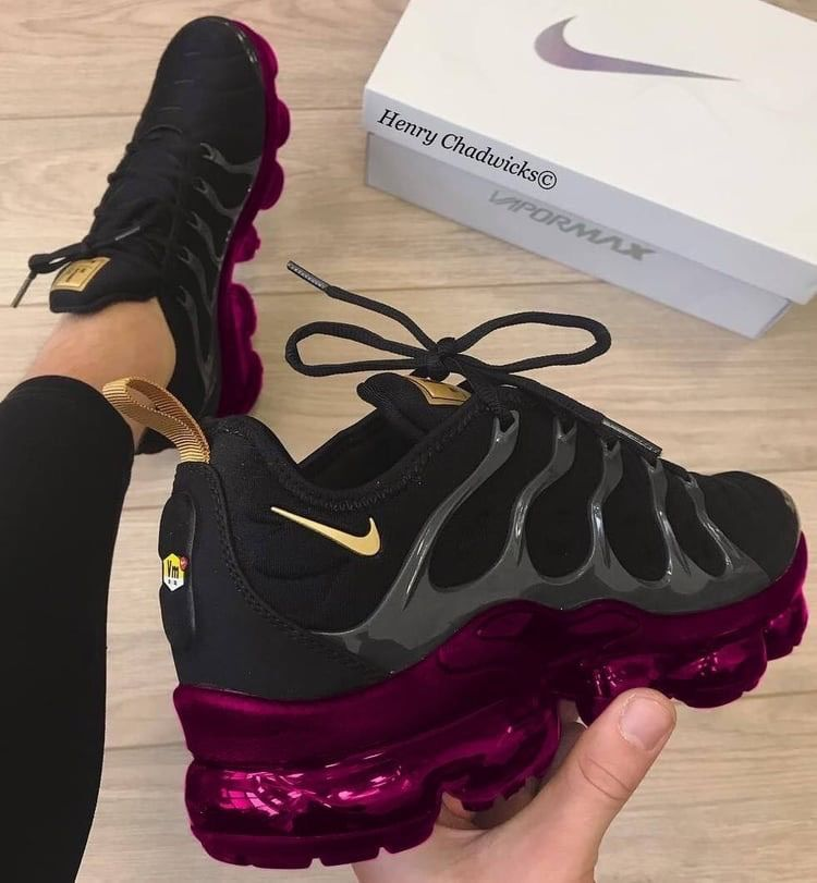 Stunning Nike Vapormax in purple