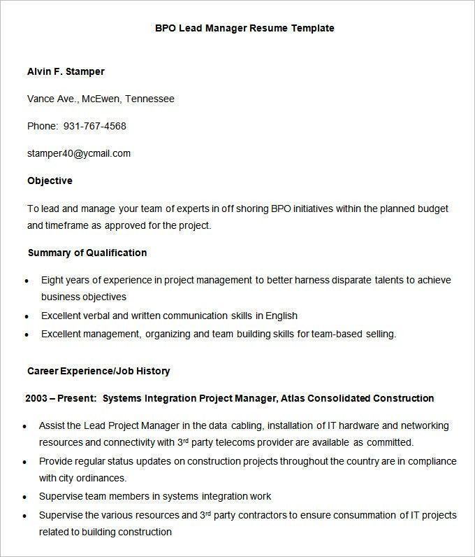 resume objectives for career change siteminder administrator