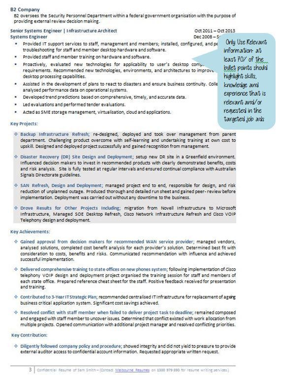 Australian Resume Example Kava In Australia Australian Resume