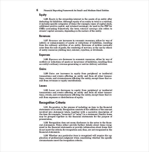 8 business report template free word documents download free - company report template