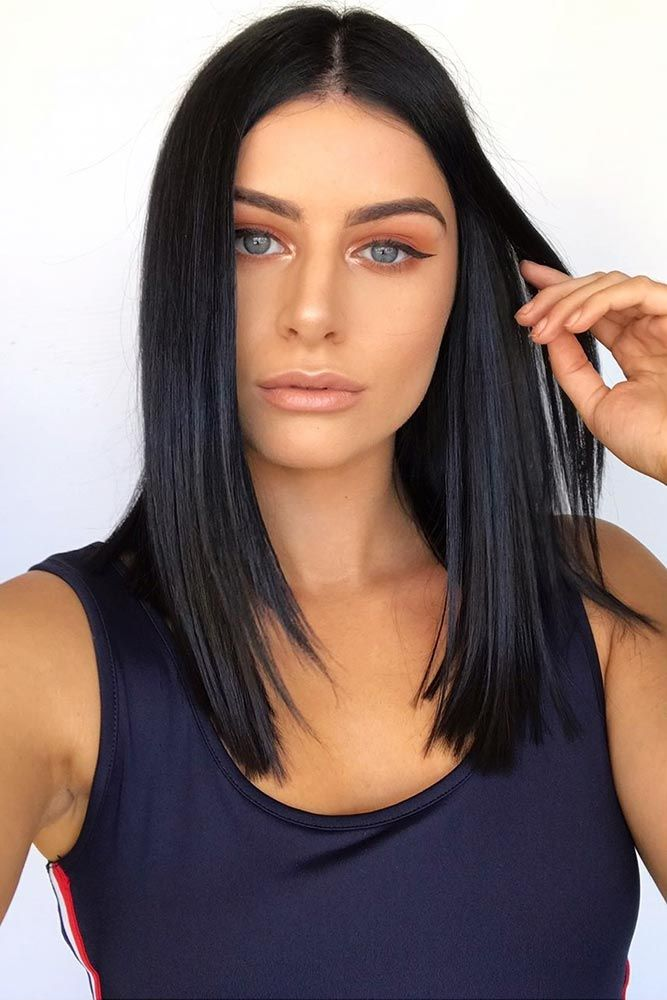 Long Straight Soft Layers #layeredhair #straighthair ★ Explore tips on how to get straight hair. Our tips will work for short, medium, and long haircuts. Enhance the natural texture. ★ #glaminati #lifestyle #hairstyles #haircolor