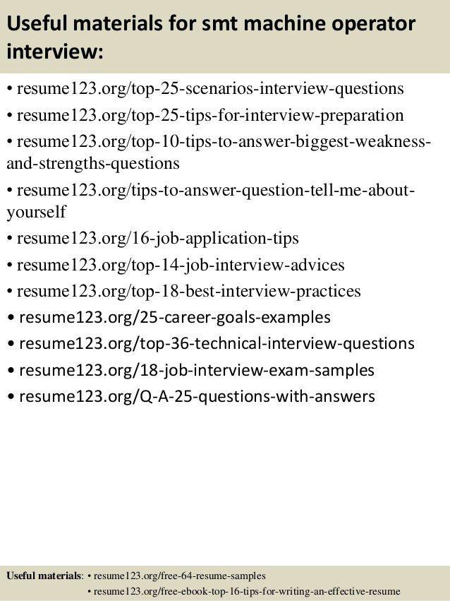 Resume Format Computer Operator Computer Operator Resume