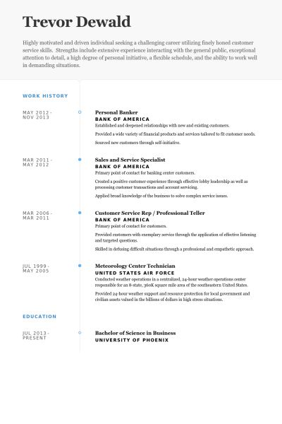 Banker Resume Samples Resume Example Example Investment Banking