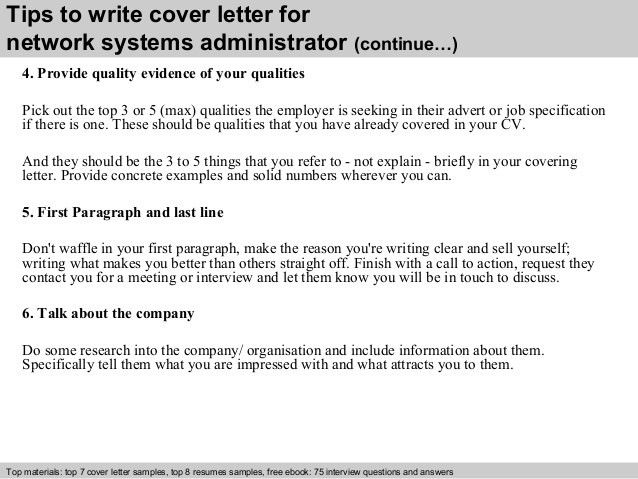 Novell Certified Linux Engineer Cover Letter