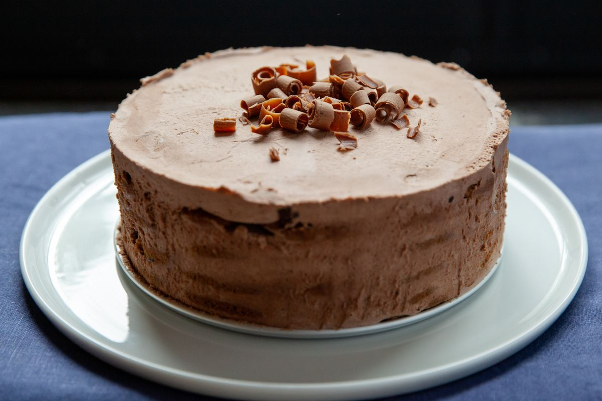 Class of the Day: Ina Garten's Mocha Chocolate Ice Box Cake ☕️ Layered with chocolate chip cookies and mocha whipped cream, this no-bake treat is perfect for sharing with that special someone ❤️ Watch Ina's class on the #FoodNetworkKitchen app! It's unlocked for everyone to watch all month, even if you don't subscribe yet.