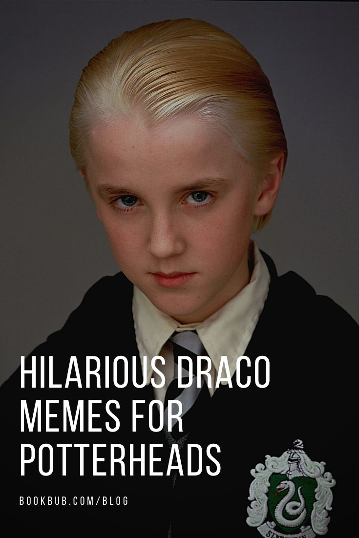 15 Draco Memes Guaranteed to Make Potterheads Laugh Out Loud