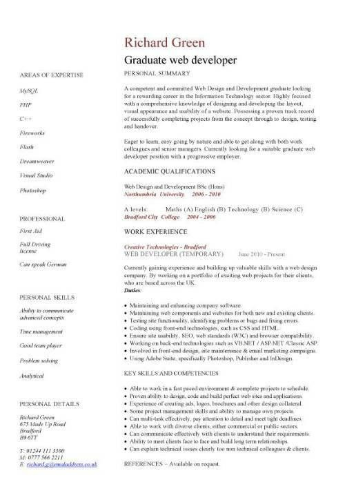 finance student skills resume resume objective examples how to