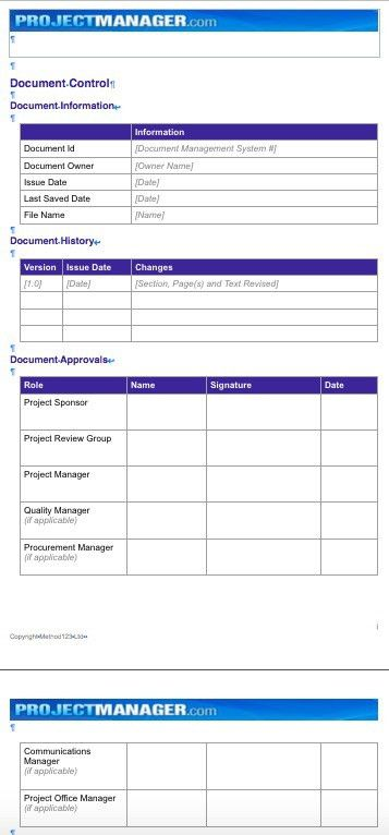 Report Document Template Downloading The Best Free Artist - project closure report template