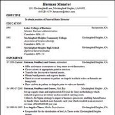 Easy Online Resume Builder 11 Best Free Online Resume Builder - resume builder for high school students