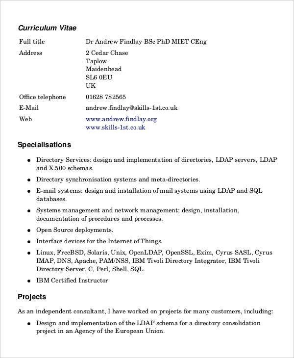 Printable Resume Templates 30 Free Professional Resume Templates - printable resume format