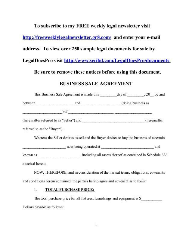 Simple Business Contract Simple Contract Template Peerpex, 19   Business  Agreement Sample